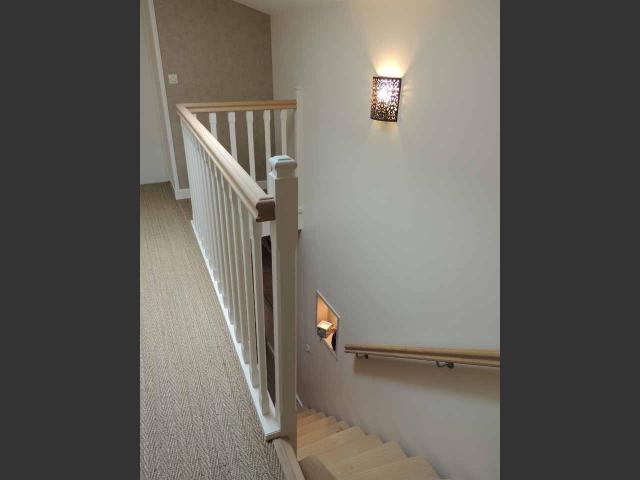 Escaliers niort