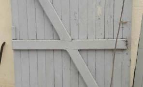 Fenêtre extérieure bois