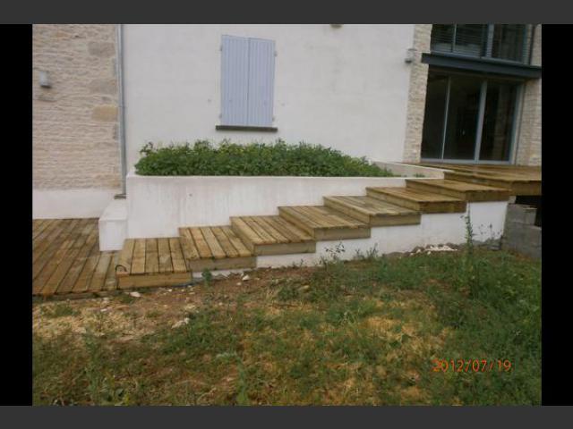Terrasse bois 79