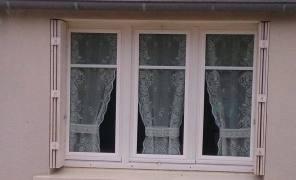 Fenêtre extérieure pvc