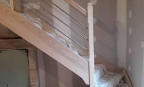 Escaliers bois la rochelle