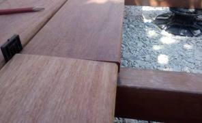 Terrasse bois la rochelle