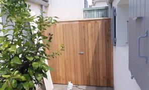 Menuiserie extérieure bois