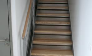 escaliers la Rochelle