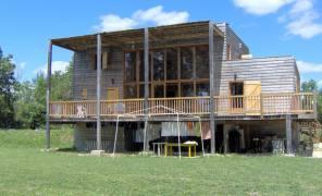 Maison ossature bois la rochelle