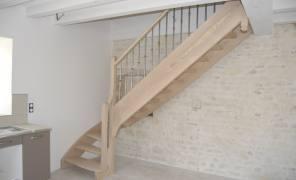 escaliers ile de re