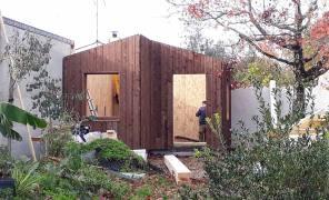 Maison ossature bois niort