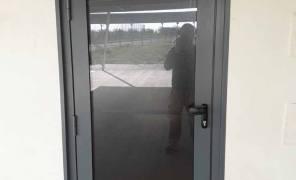 Porte extérieure alu